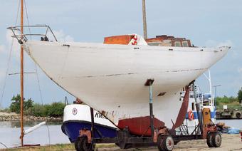 Porady żeglarskie: Ostry dziób i szeroka pawęż czy... odwrotnie?