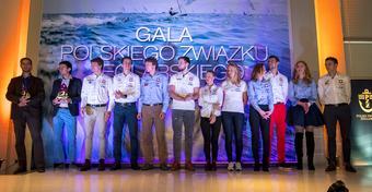 Polski Związek Żeglarski podsumował sezon 2016