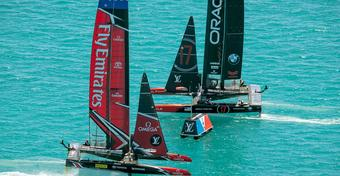 Puchar Ameryki dla Emirates Team New Zealand