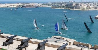 Wystartował RC44 Valletta Cup! Na trasie polska załoga